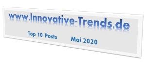 Top 10 Beiträge im Mai 2020