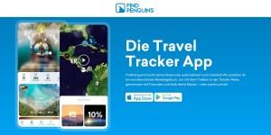 FindPenguins - Neue Features bei der beliebten Travel Tracker App