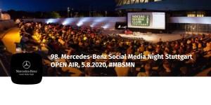 98. Mercedes-Benz Social Media (MBSMN)