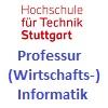 HFT Stuttgart: Professur Informatik / Wirtschaftsinformatik