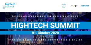 Hightech Summit BW 2020