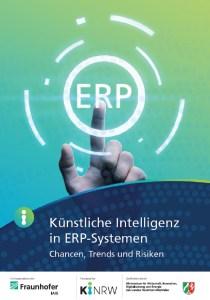 KI in ERP-Systemen - Studie des Fraunhofer IAIS