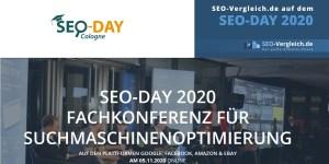 SEO-Day 2020 mit SEO-Vergleich.de