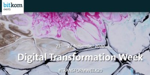 Digital Transformation Week 2020