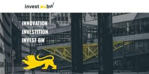 Förderprogramm Invest BW