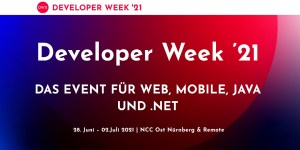 Developer Week 2021 (DWX 2021)
