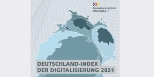 Deutschland-Index der Digitalisierung 2021