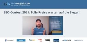 SEO-Contest 2021 von SEO-Vergleich.de