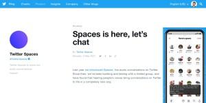 Twitter Spaces für Android und iOS