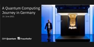 Quantum Computing Einweihungs-Event von IBM und Fraunhofer