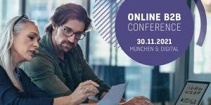 Online B2B Conference 2021 (OB2B 2021) am 30.11.2021 (Hybrid / München)