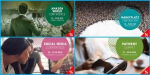 Sonderkonditionen für Top-eCommerce-Events