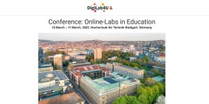 DigiLab4U Conference: Online-Labs in Education