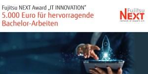 "Fujitsu NEXT Award 2021 ""IT Innovation"""