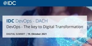 IDC DevOps DACH 2021 Digital Summit