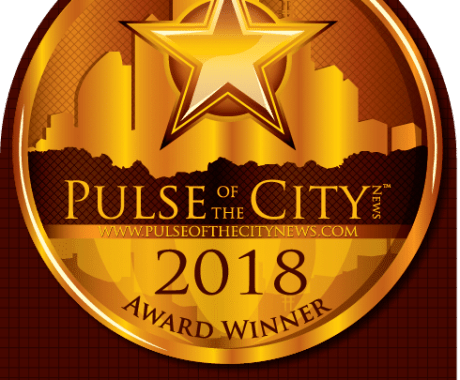 Pulse of the City Award Winner – For Excellence in Customer Satisfaction