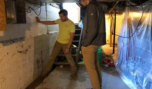 basement repair contractor