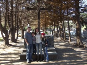 Chile cemetary