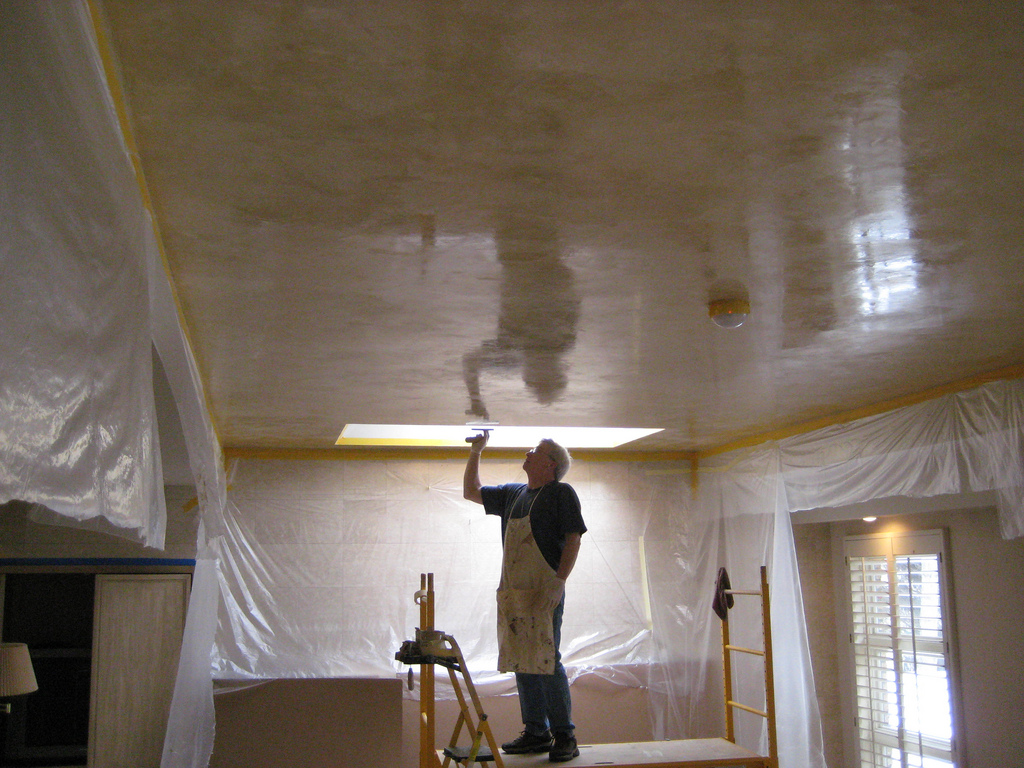 Floor Wall And Ceiling Finishes