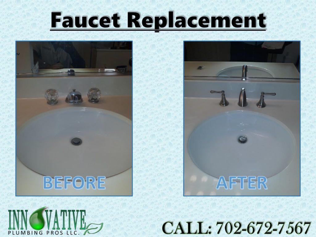 faucet repair replacement