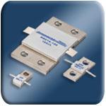 Flanged RF Resistors