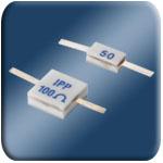Flangeless RF Resistors