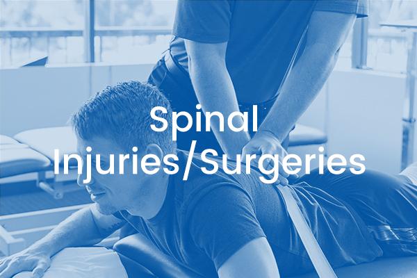Spinal Injuries Surgeries