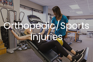 Orthopedic Sports Injuries