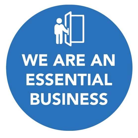 "12""x12"" ESSENTIAL BUSINESS -BLUE (Wall, Floor, Window) 015"