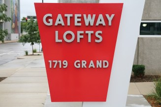 Gateway Lofts - Installed