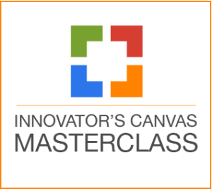 Innovators canvas masterclass logo