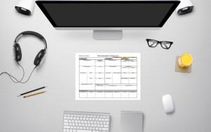 Innovators Canvas Desktop