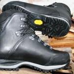Semelle Vibram : augmentation de la durée de vie d'une chaussure de randonnée.