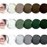 Les verres photochromique Transition de la marque Essilor adaptent leur teinte en fonction de la luminosité.