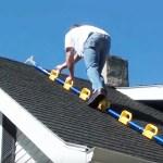 Le concept d'échelle sans barreau The Goat crée un nouvel usage pour se déplacer sur les toits.