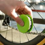 Le concept Drivt constitué d'une éponge rotative munie de flasques permet un nettoyage facile et maîtrisé.