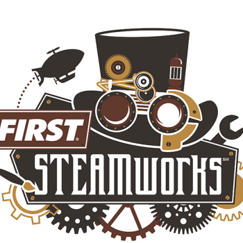 FIRST Steamworks Logo