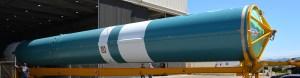 Photo of JPSS rocket