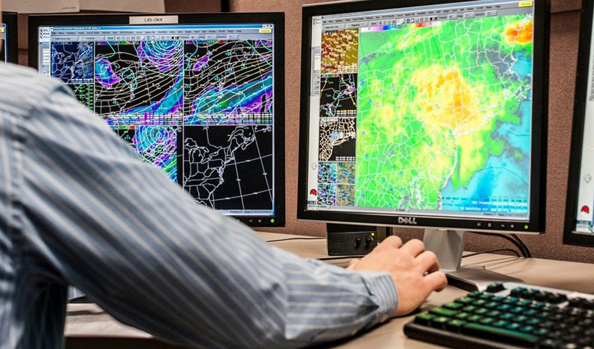 Advanced Weather Interactive Processing System (AWIPS)