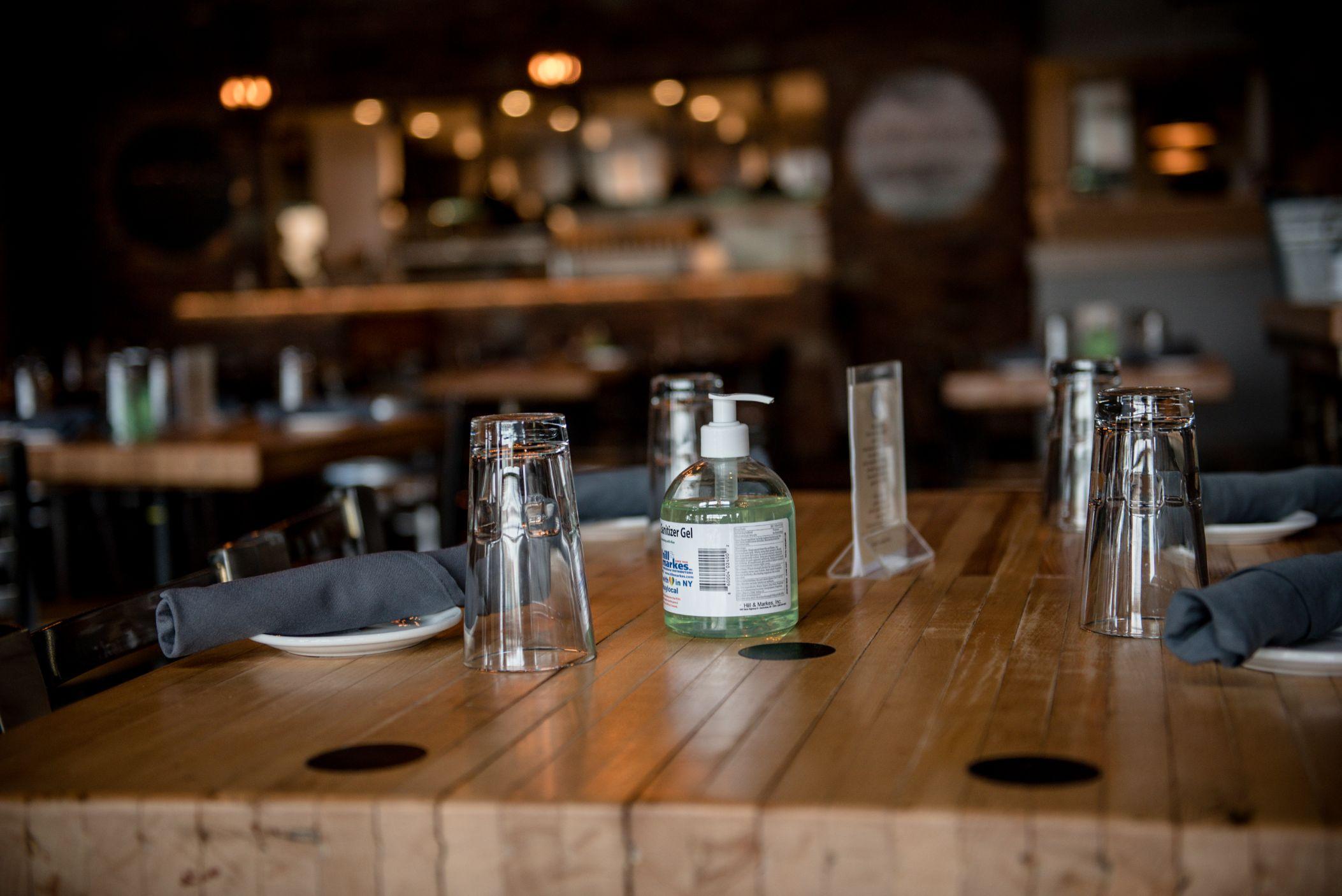 Innovo Kitchen Safety Measures Sanitizer 3 1