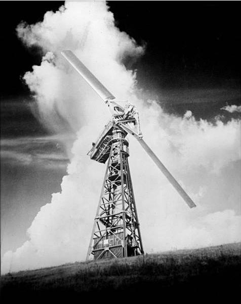 Megawatt Windmill