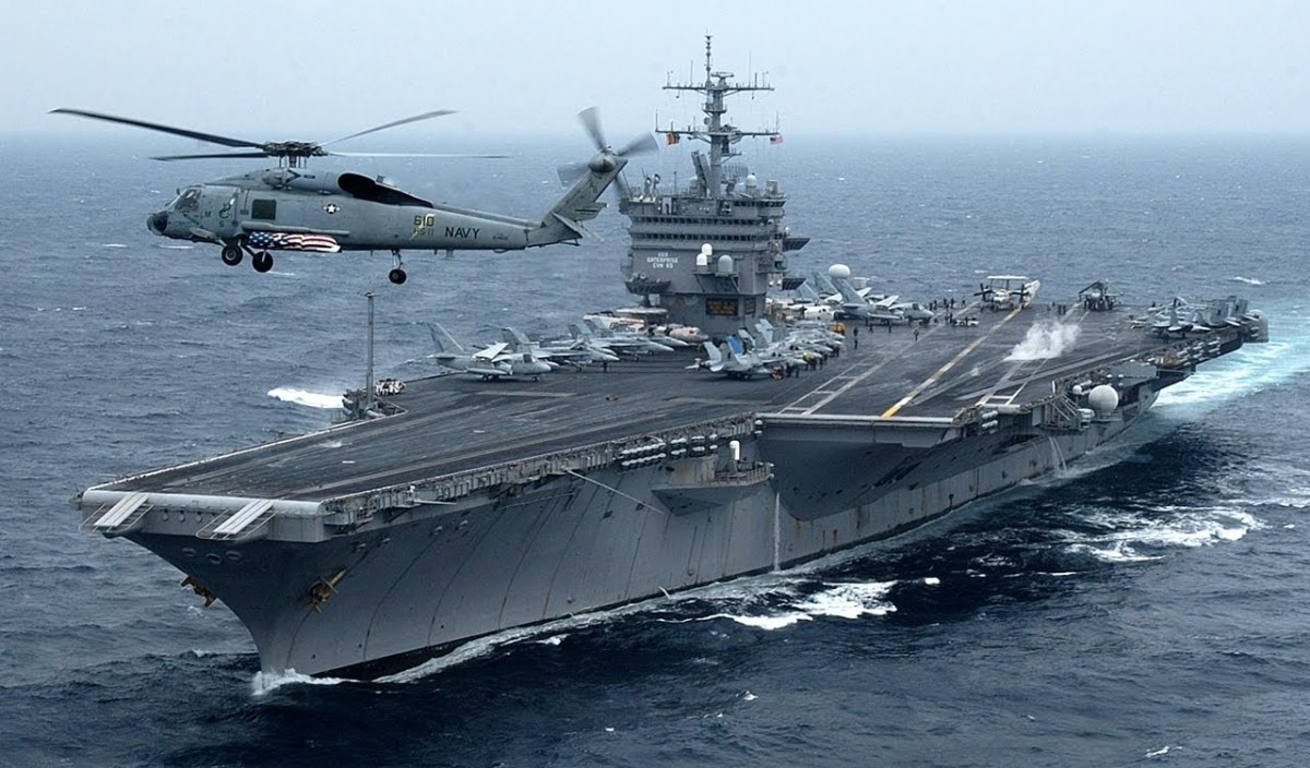 Nuclear Aircraft Carrier