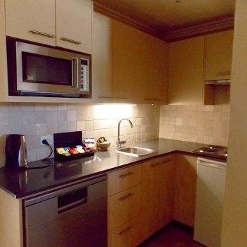 Inn 3 Kitchen