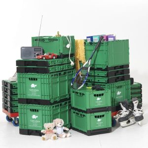 Turtle Box & Equipment