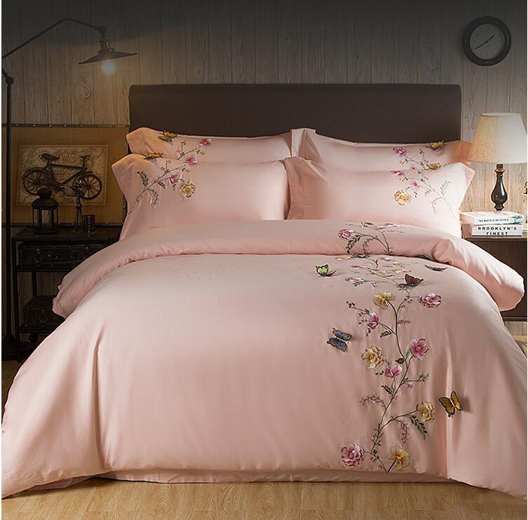 egyptian cotton luxury bedding set