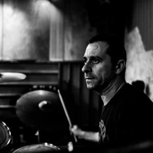 Takis Giannoutsos - drummer, radio producer