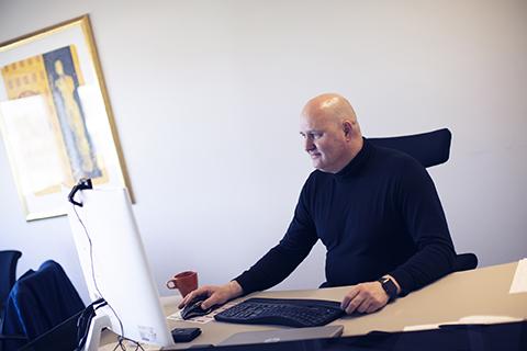 Administrerende direktør Jan Solhaug i Jobbnorge.