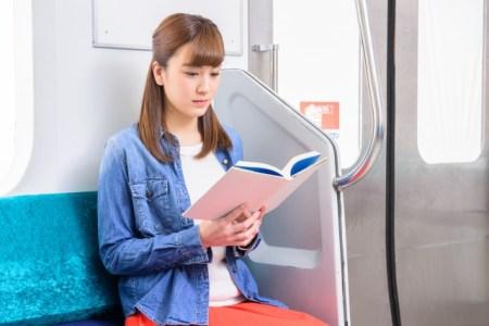 通勤電車内での3種の神器