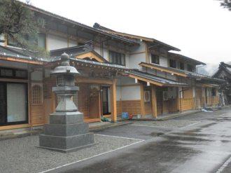 本覚寺 庫裏