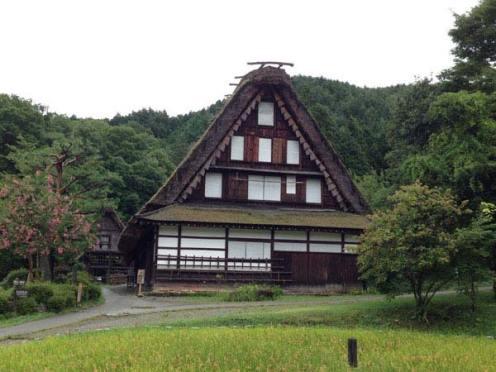 旧西岡邸/国指定重要文化財